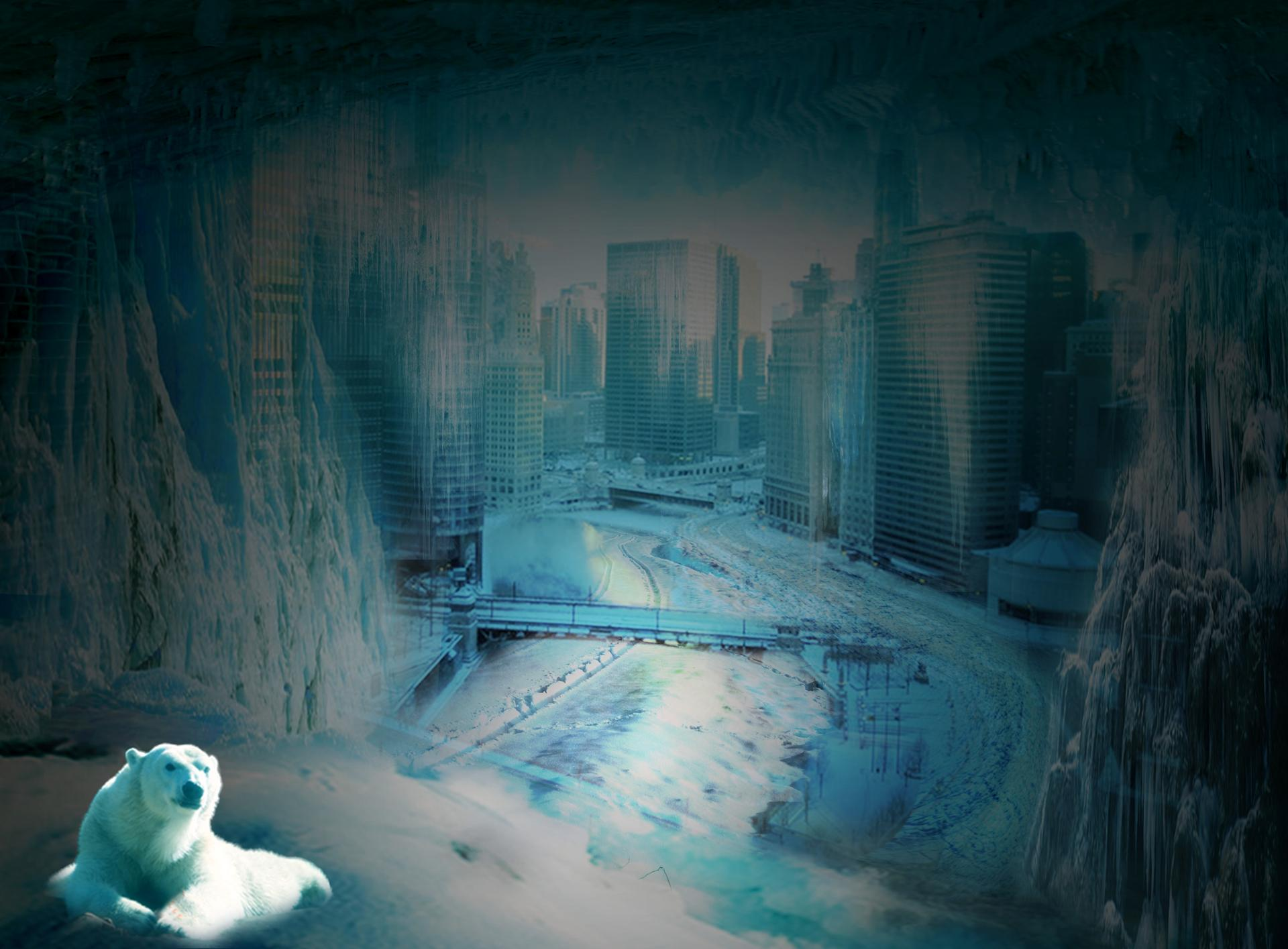 Refroidissement de la planète