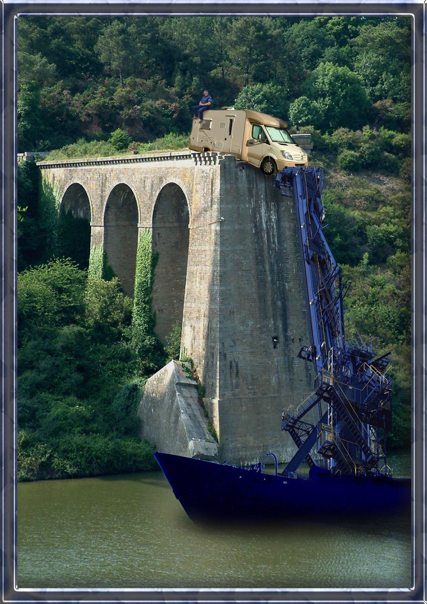 Pont coupé