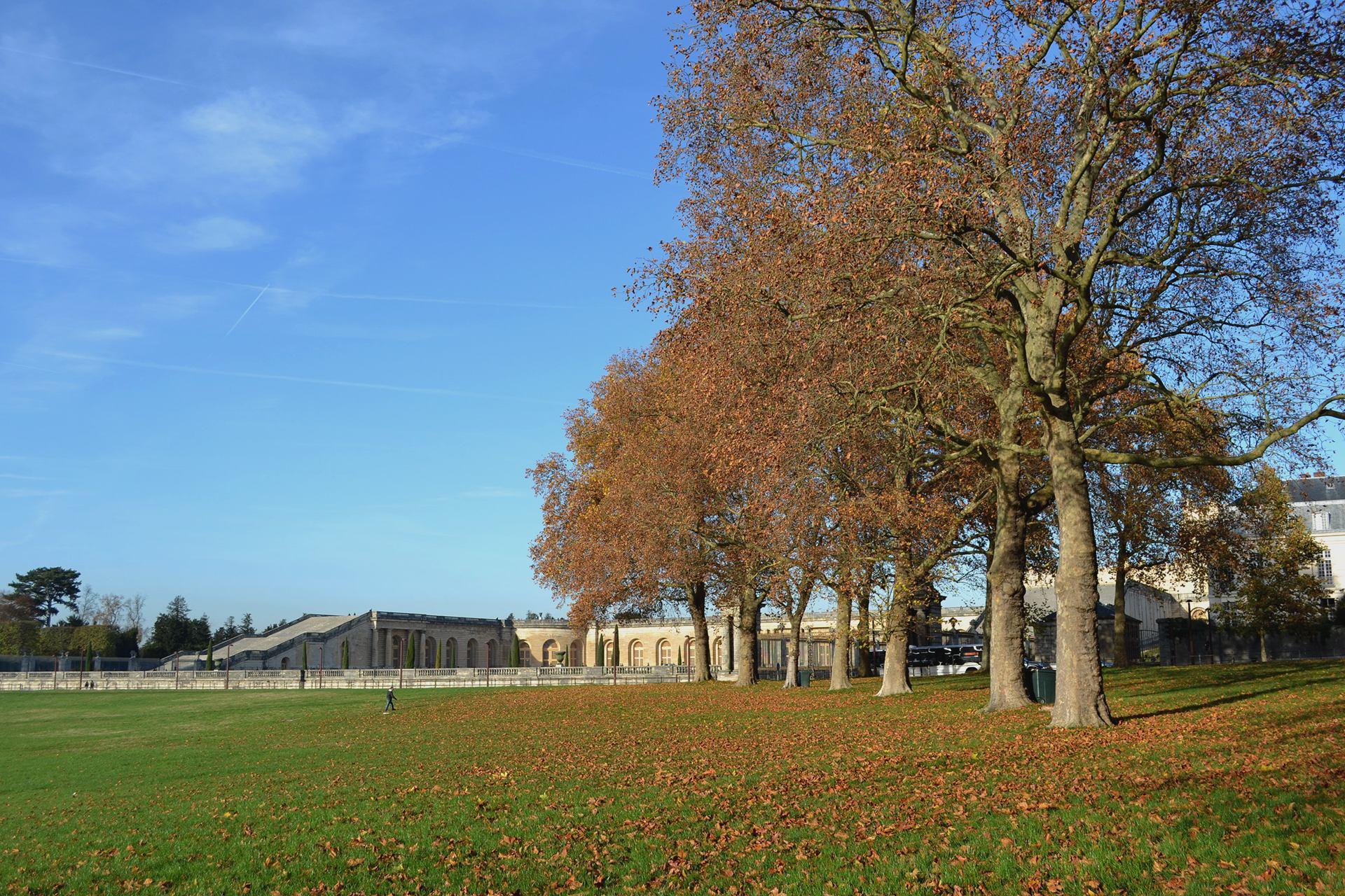 Versailles Pièce d'eau des Suisses