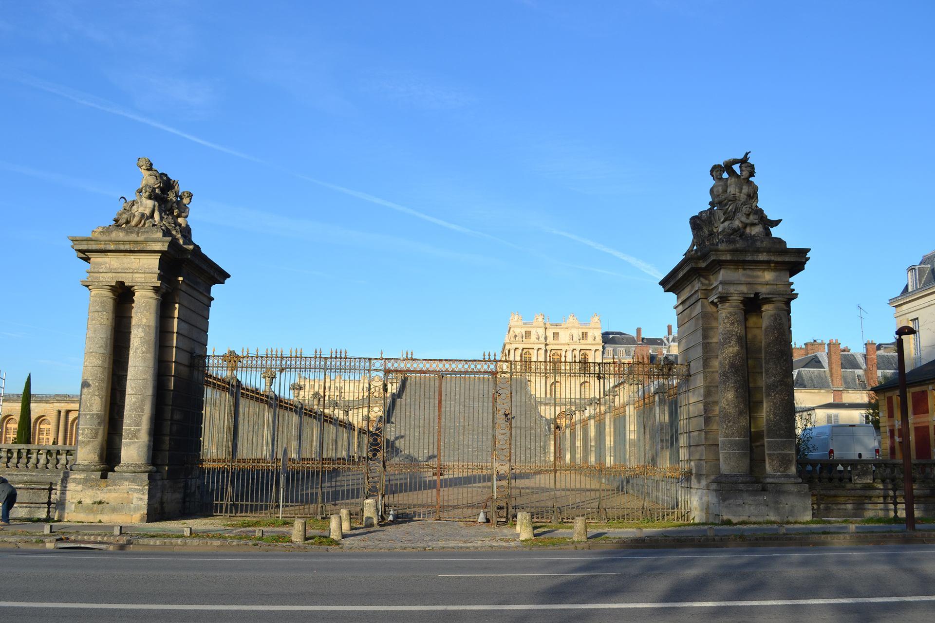 Versailles Grands Escaliers