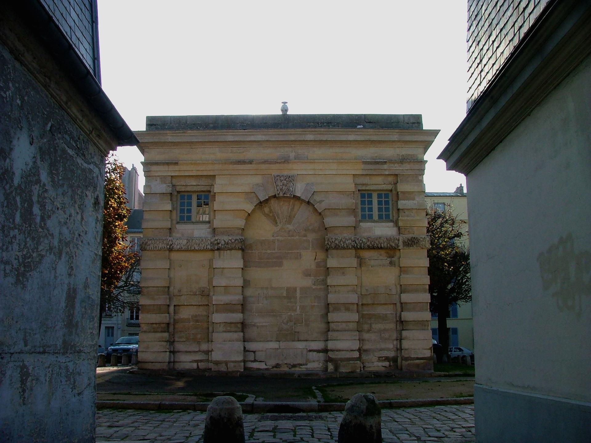 Versailles Quartier Saint Louis