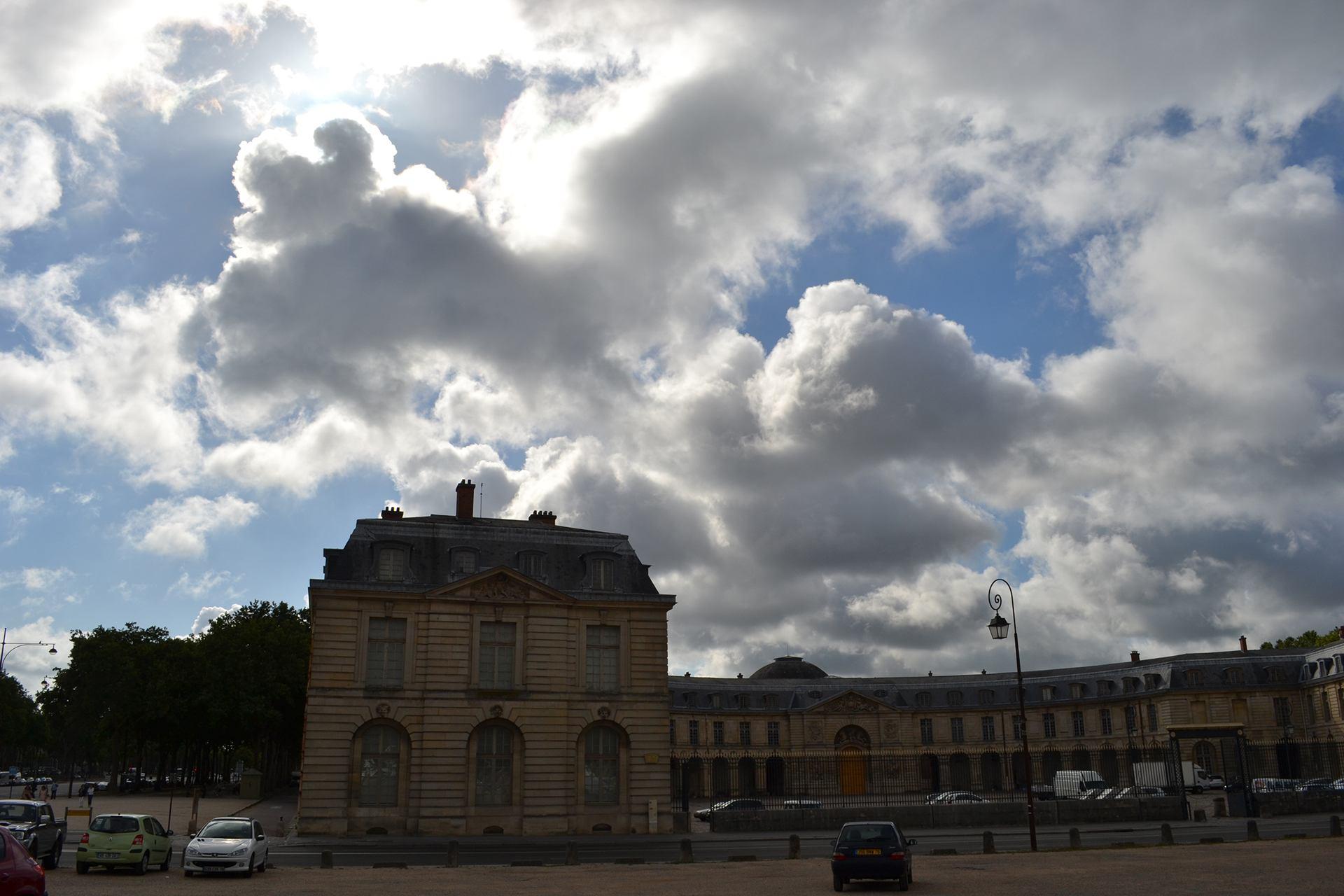Versailles Petites Ecuries