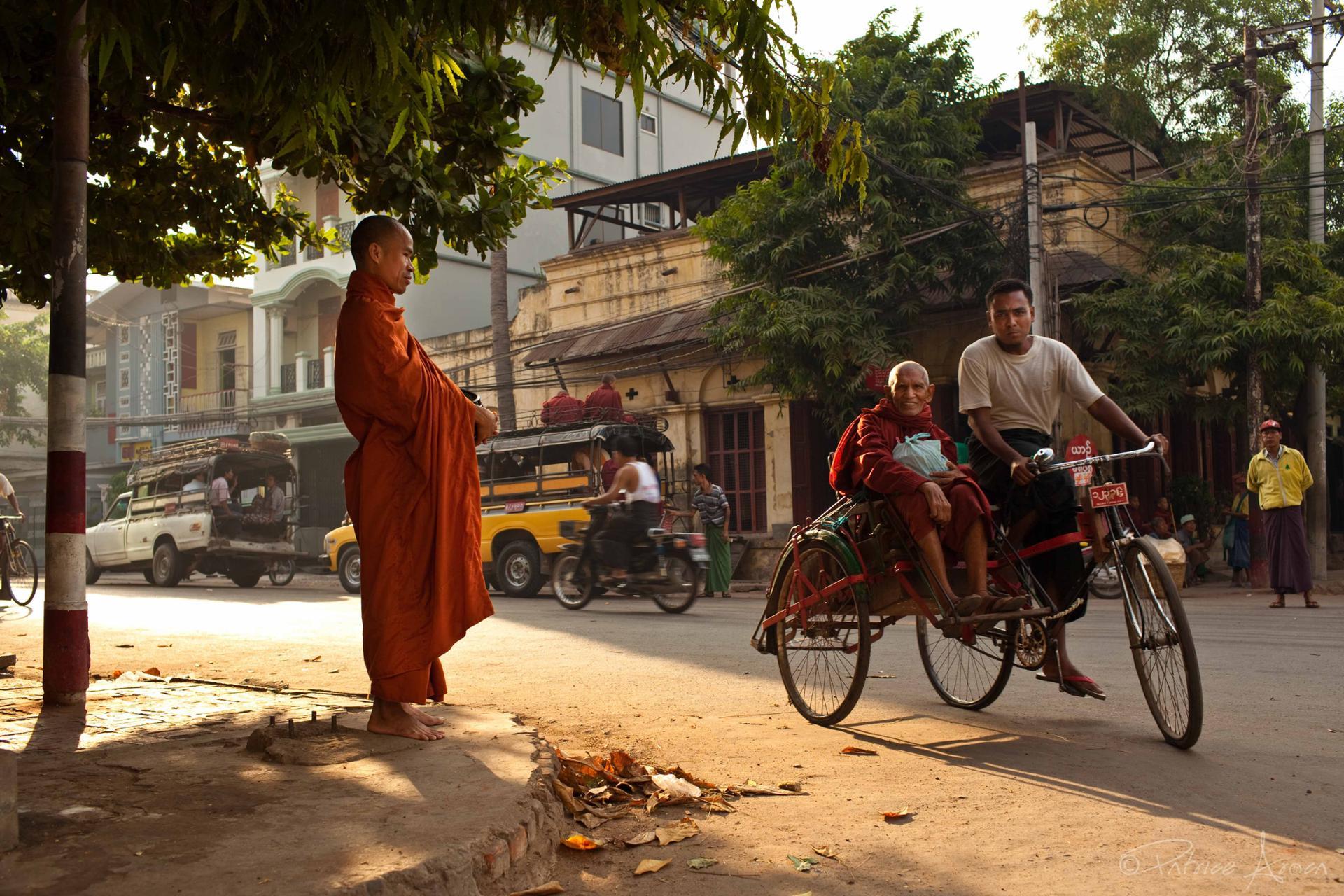 Mandalay, Birmanie  2009