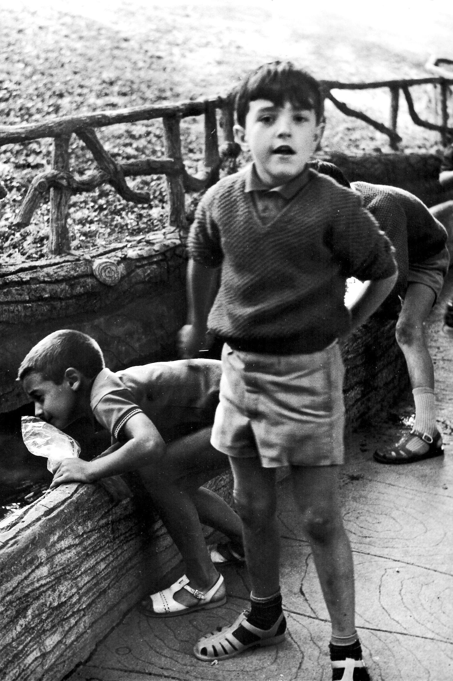 Jeux d'enfants (années 60)