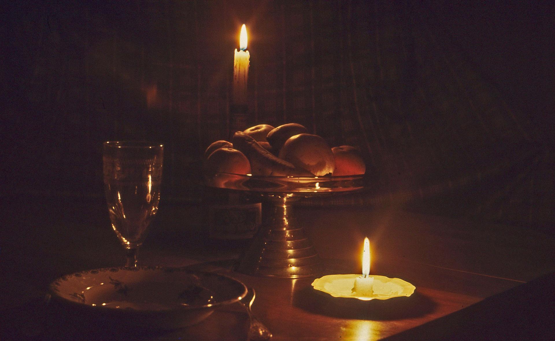 nat morte.jpg - Nature morte aux bougies