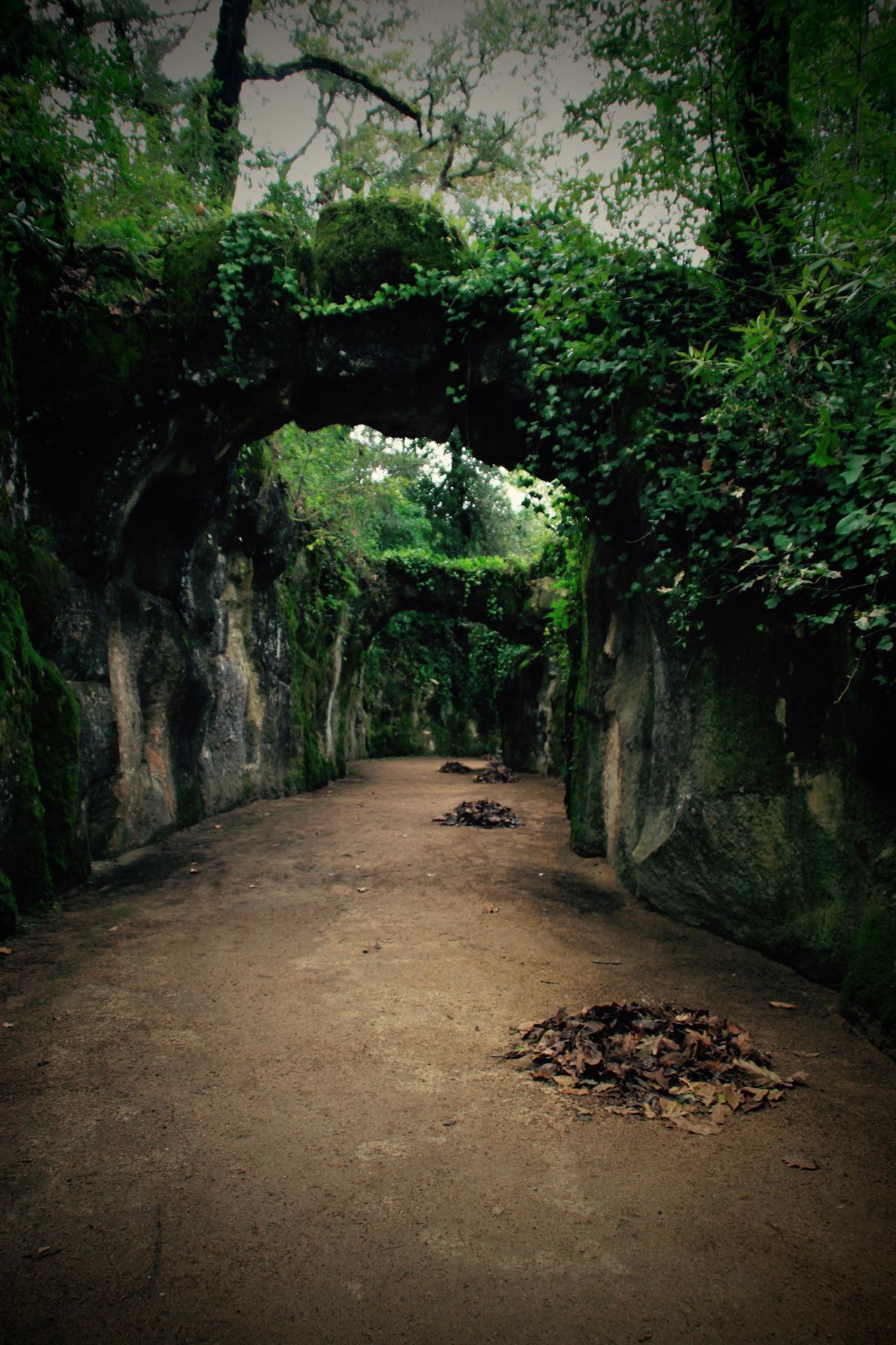 Un passage fantôme