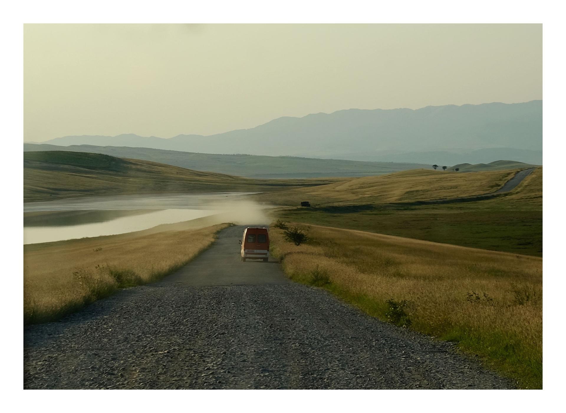 Sur les routes géorgiennes