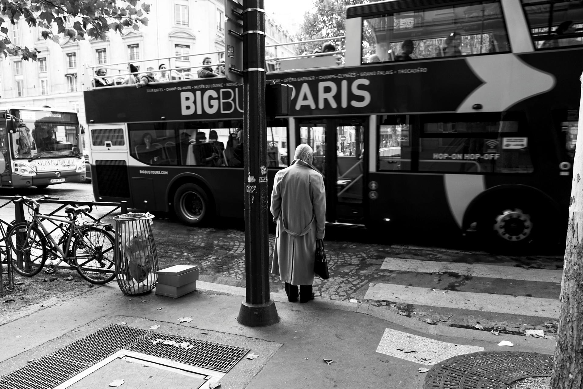 Espace-Temps, Paris octobre 2017, La Madeleine