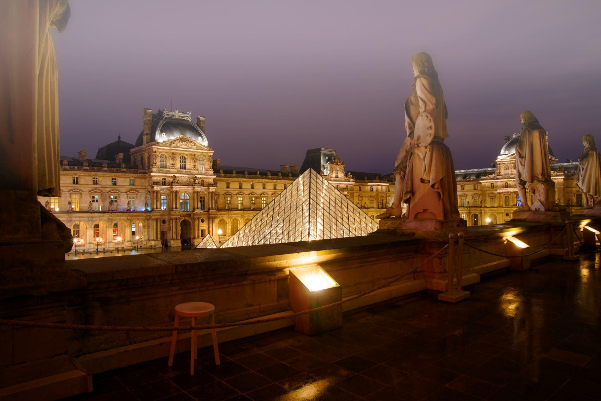 partie cachée de l'iceberg, Paris 2020