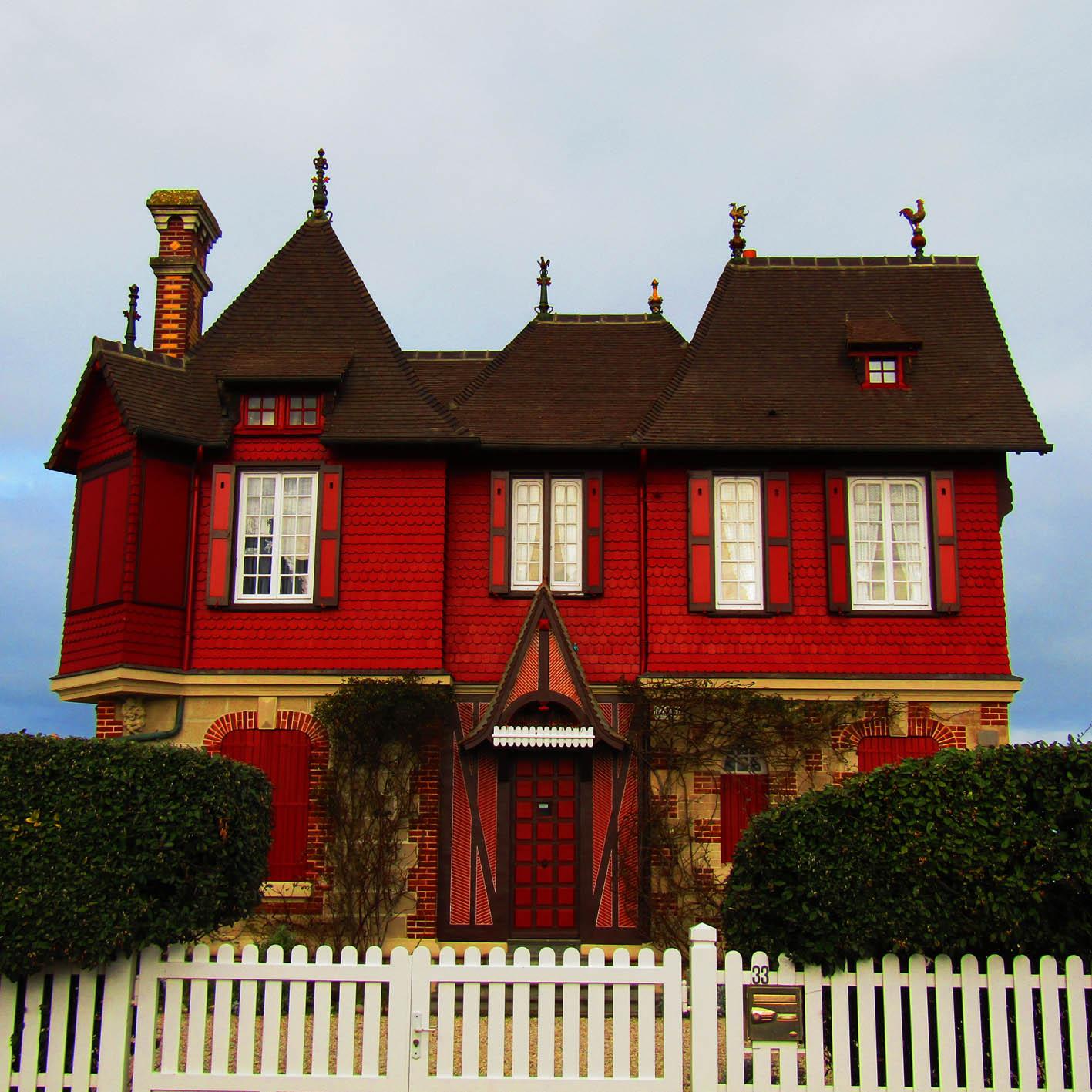 La maison du Chaperon.