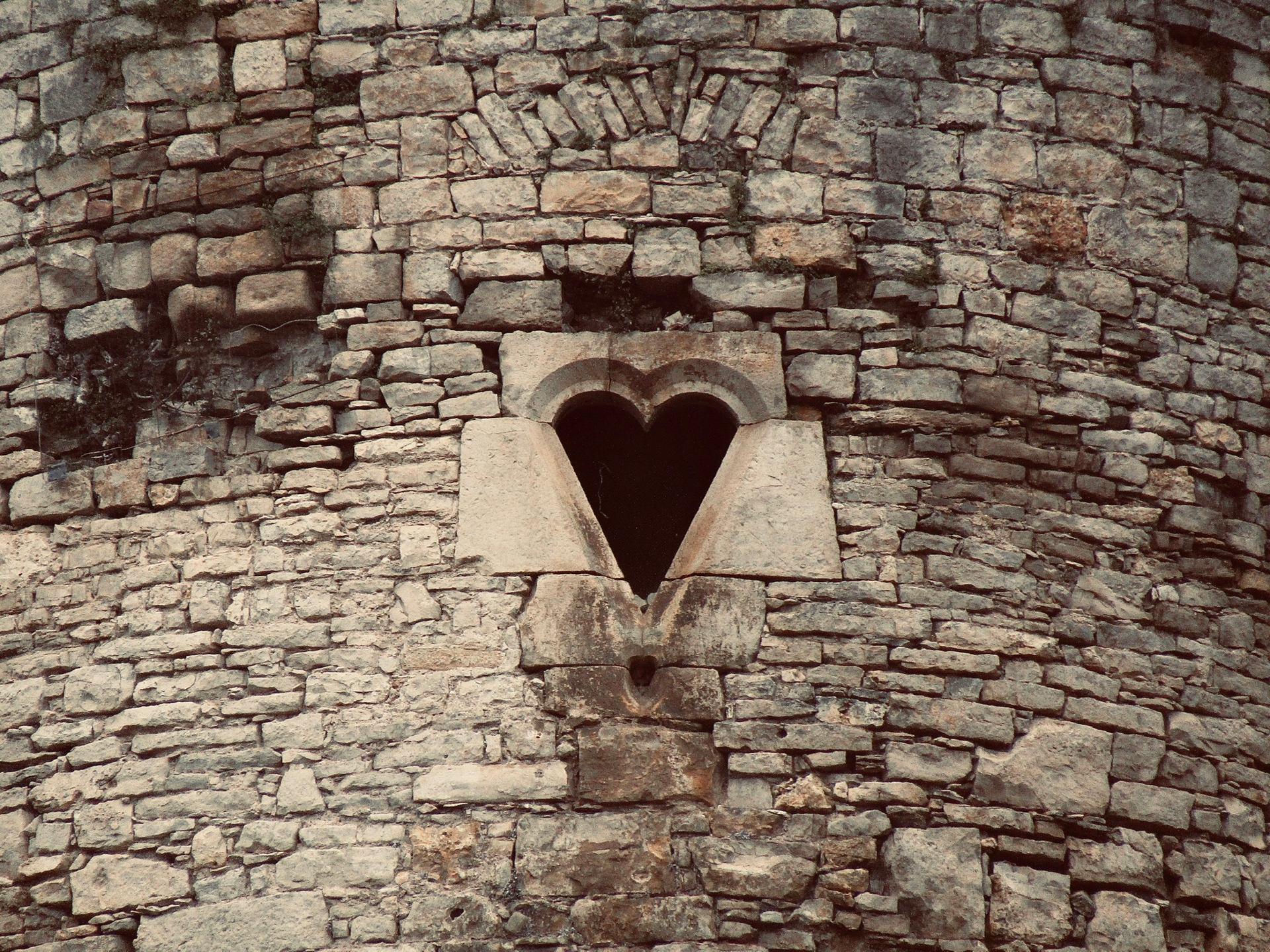 Le château du cœur.
