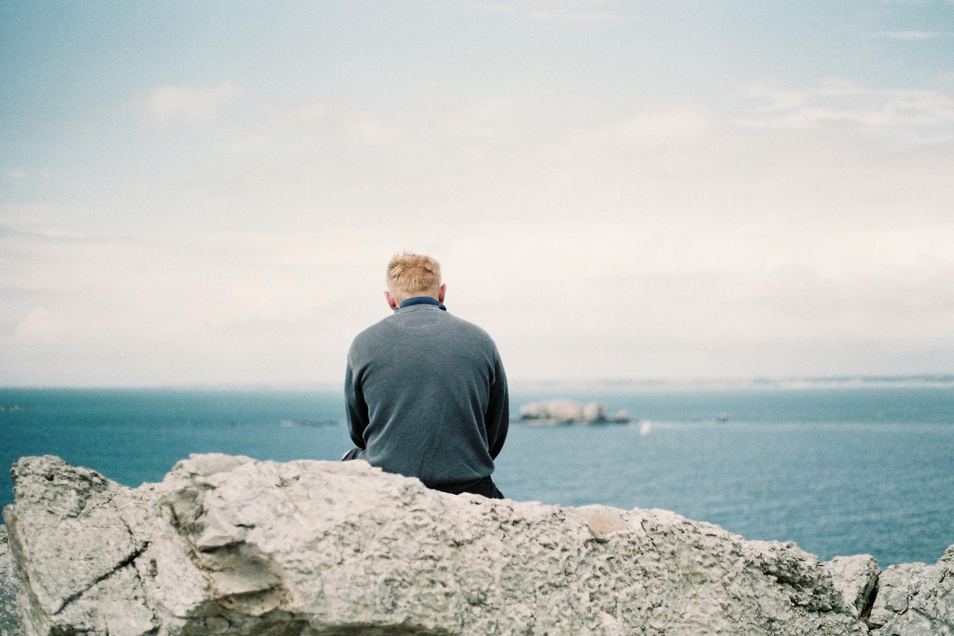 Finistère, 2014. (Photographie argentique)