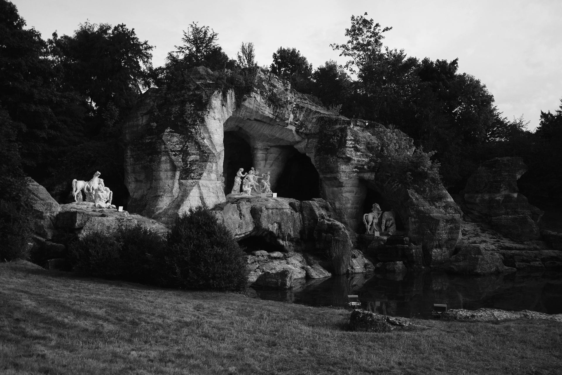 Grotte scénique