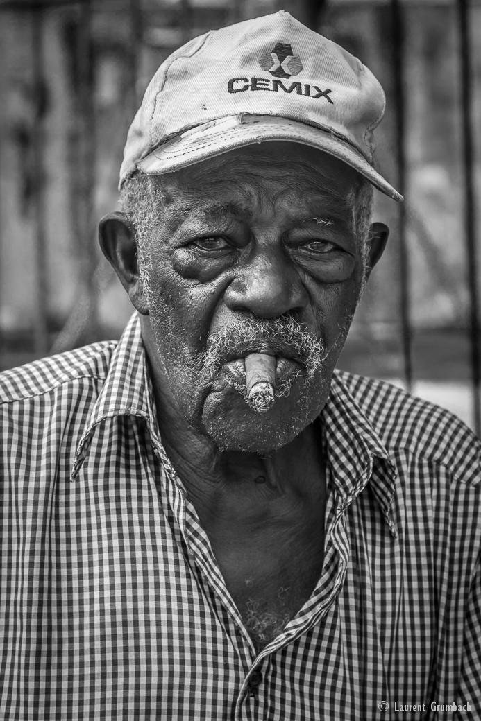 CigareMan in Cuba
