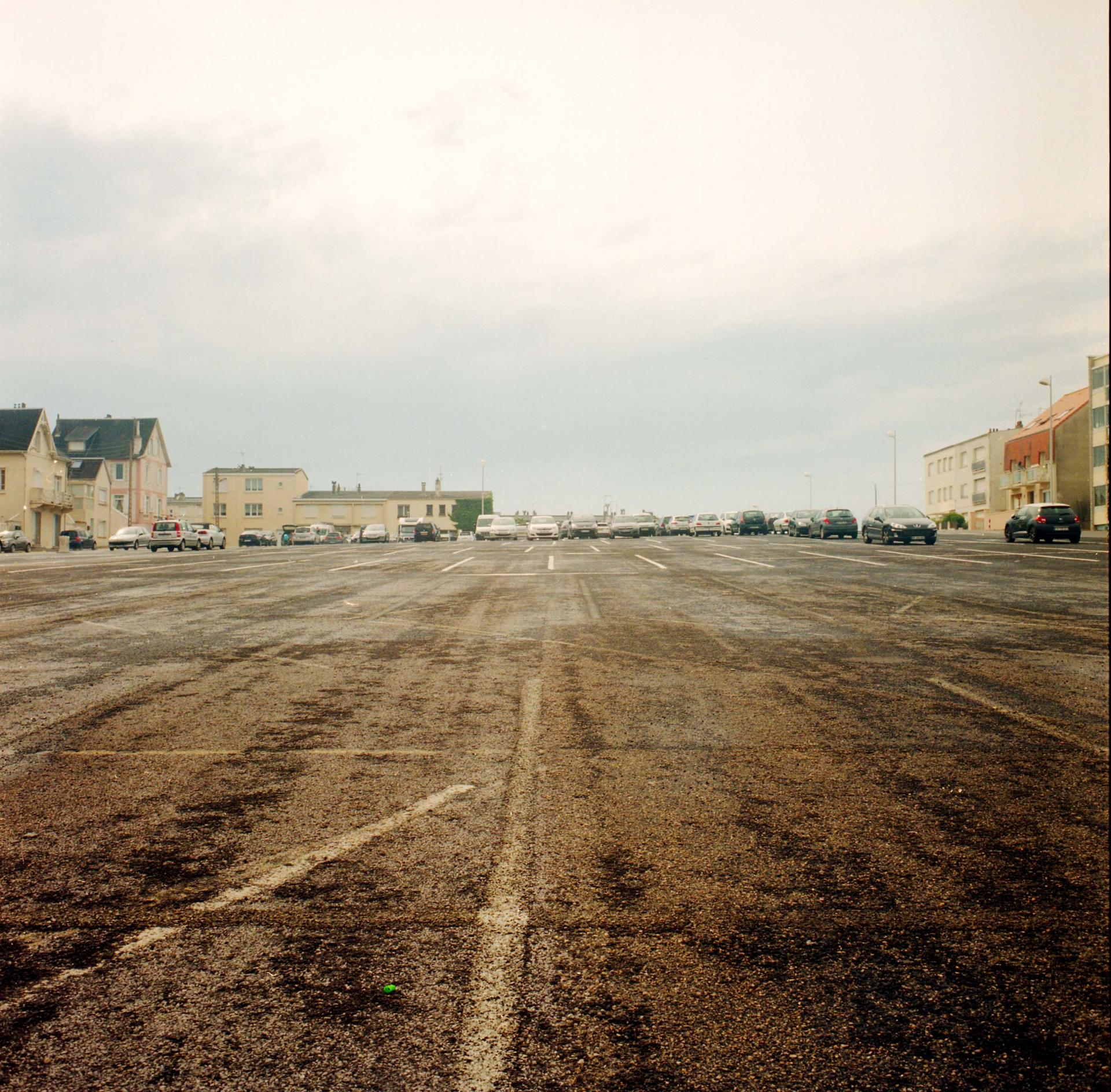 Le Parking de Berck plage