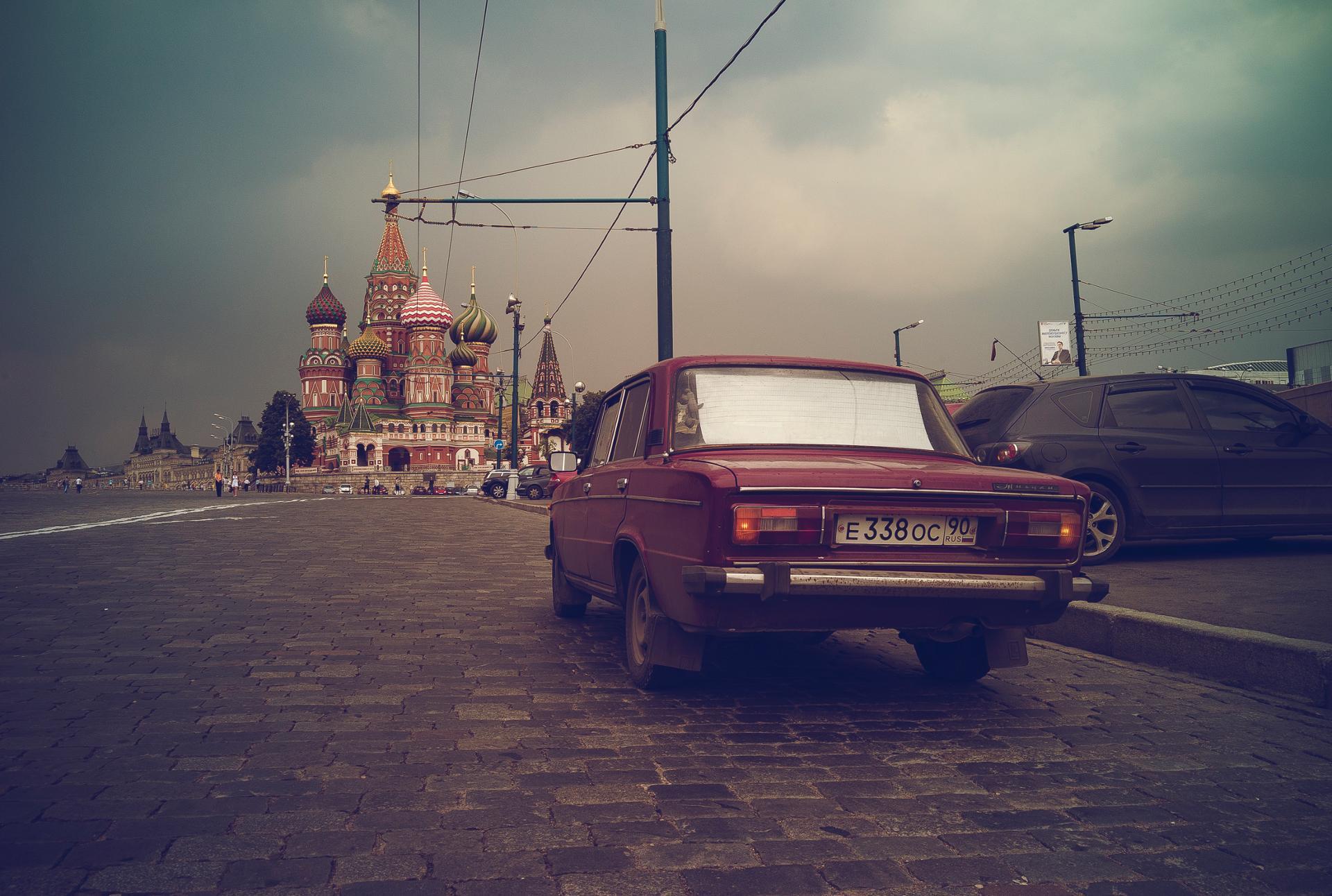 La grandeur des tsars