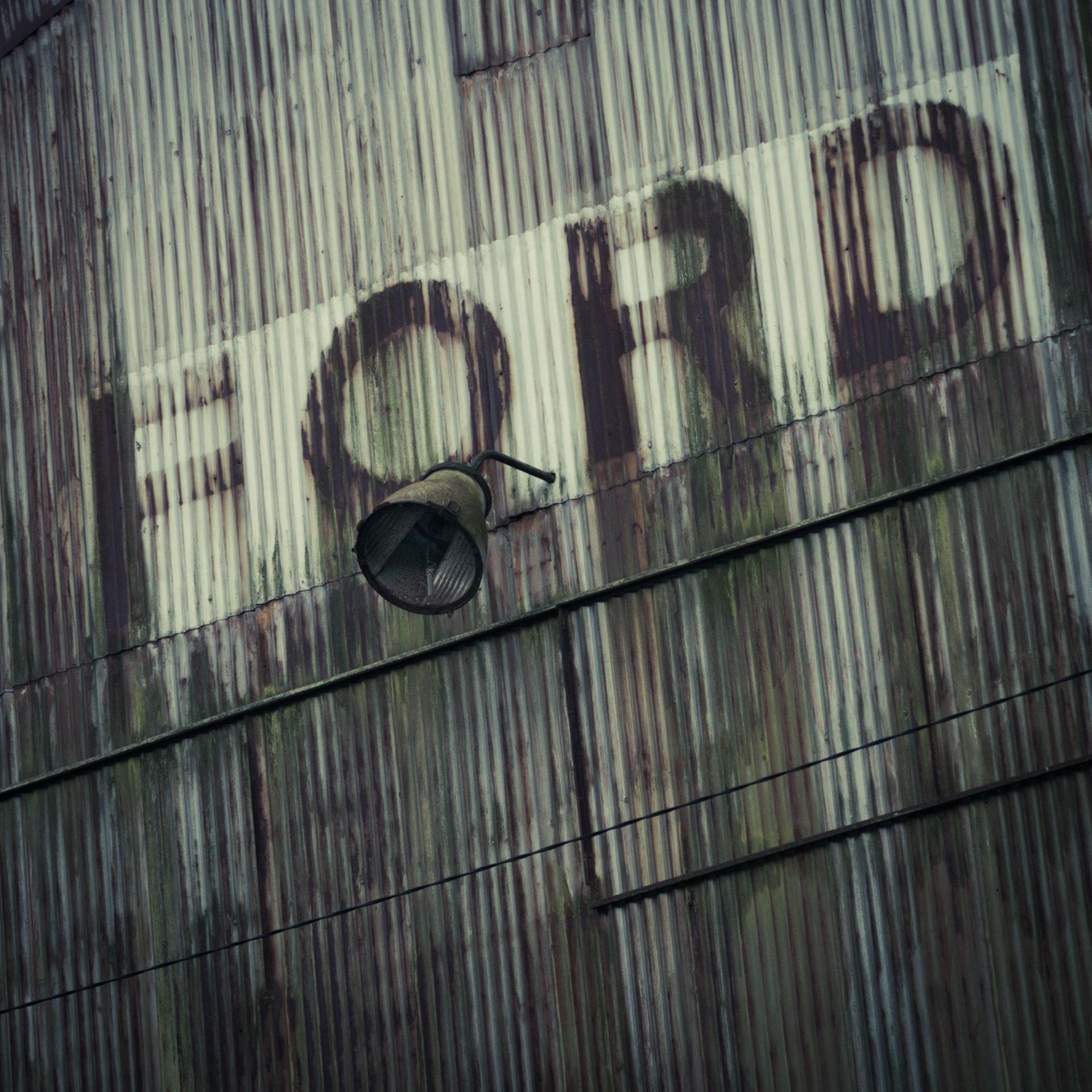 Fifty Ford Warehouse #4