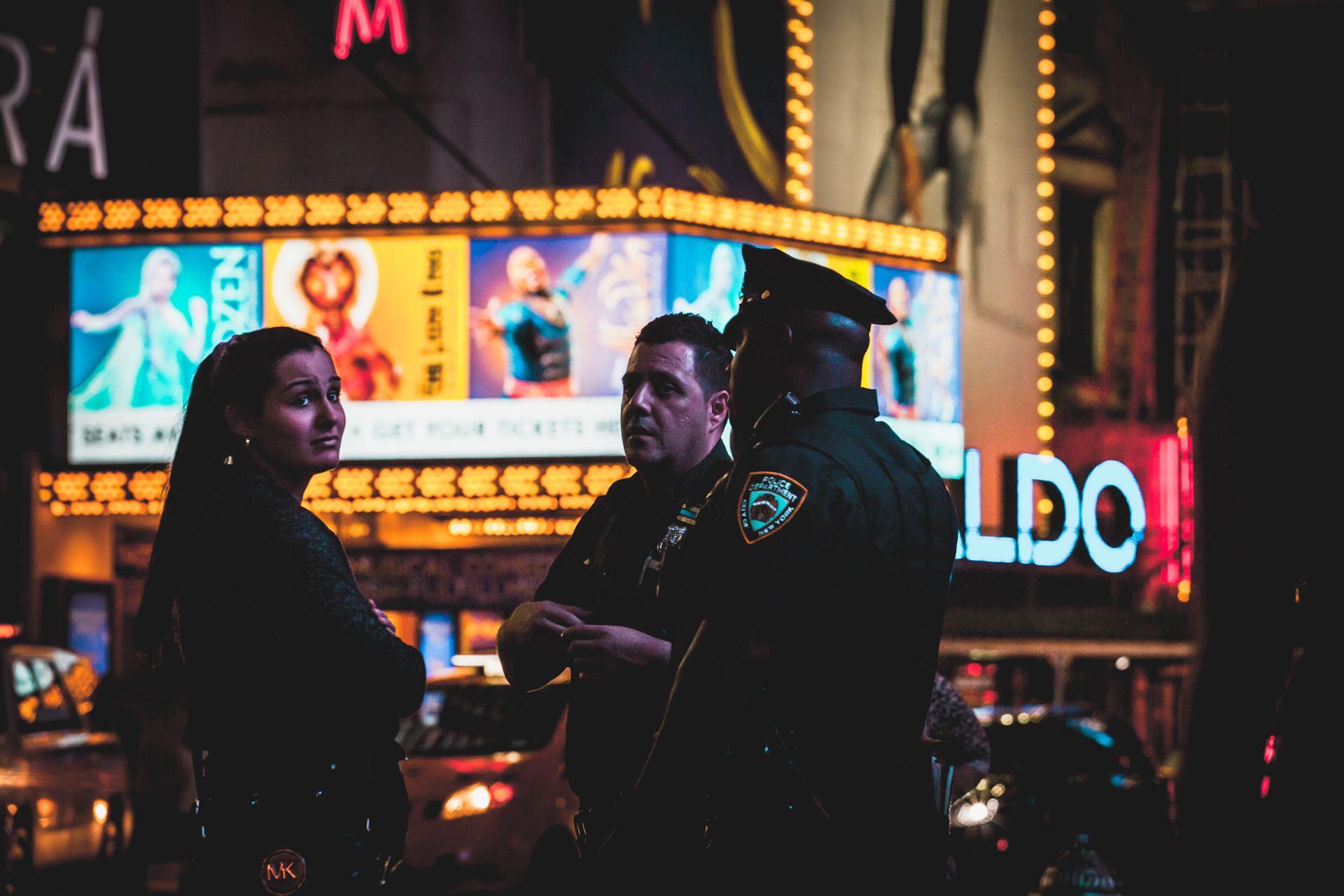 NYPD Movie Cops