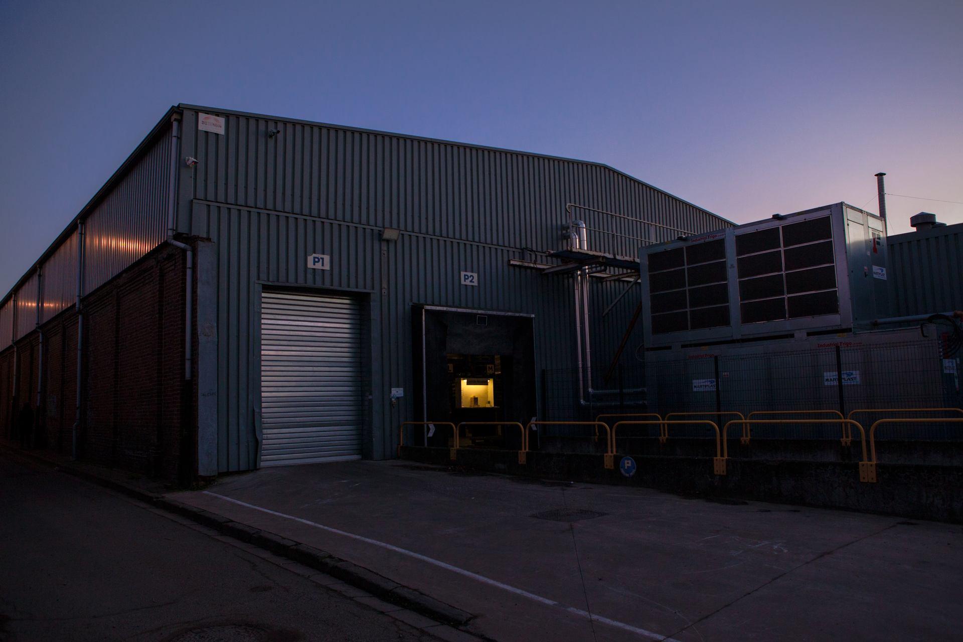 factory glow