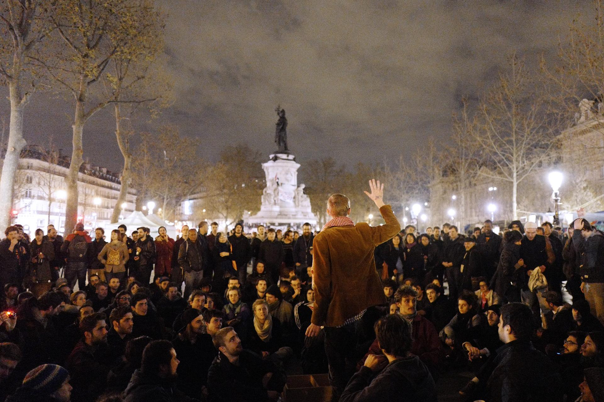 Nuitdebout 42 mars