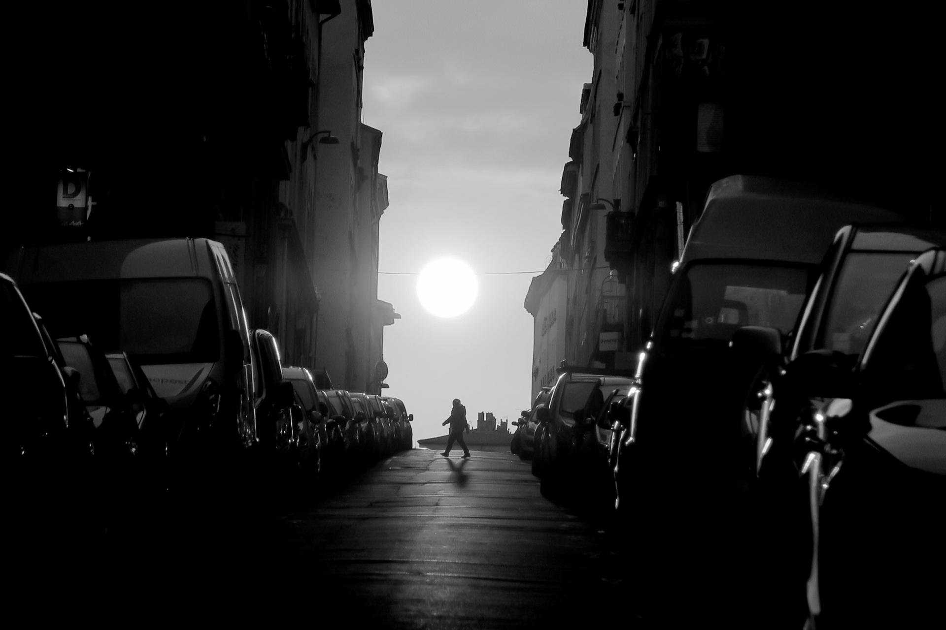 solitude urbaine//