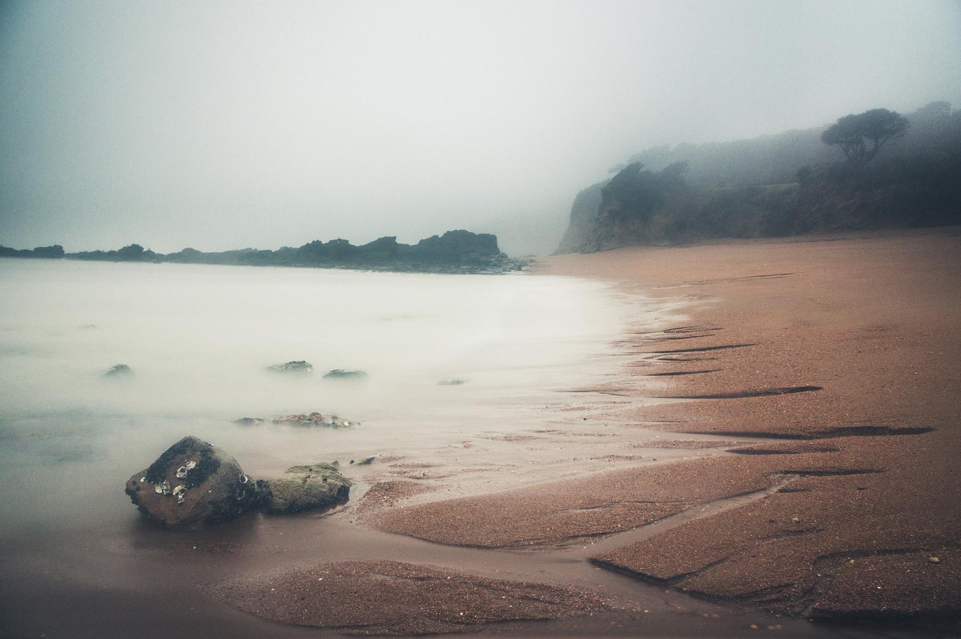 La côte de Saint Marc-sur-Mer