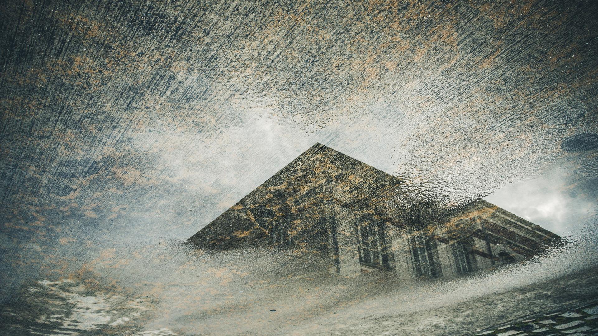 Reflet, texture et architecture