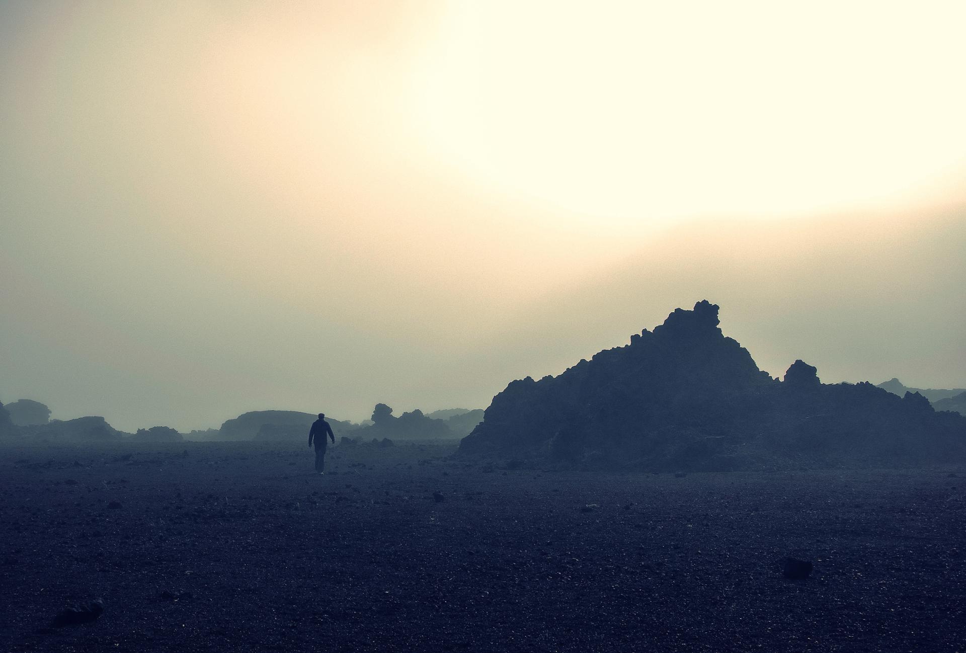 Les mystères de la plaine des sables