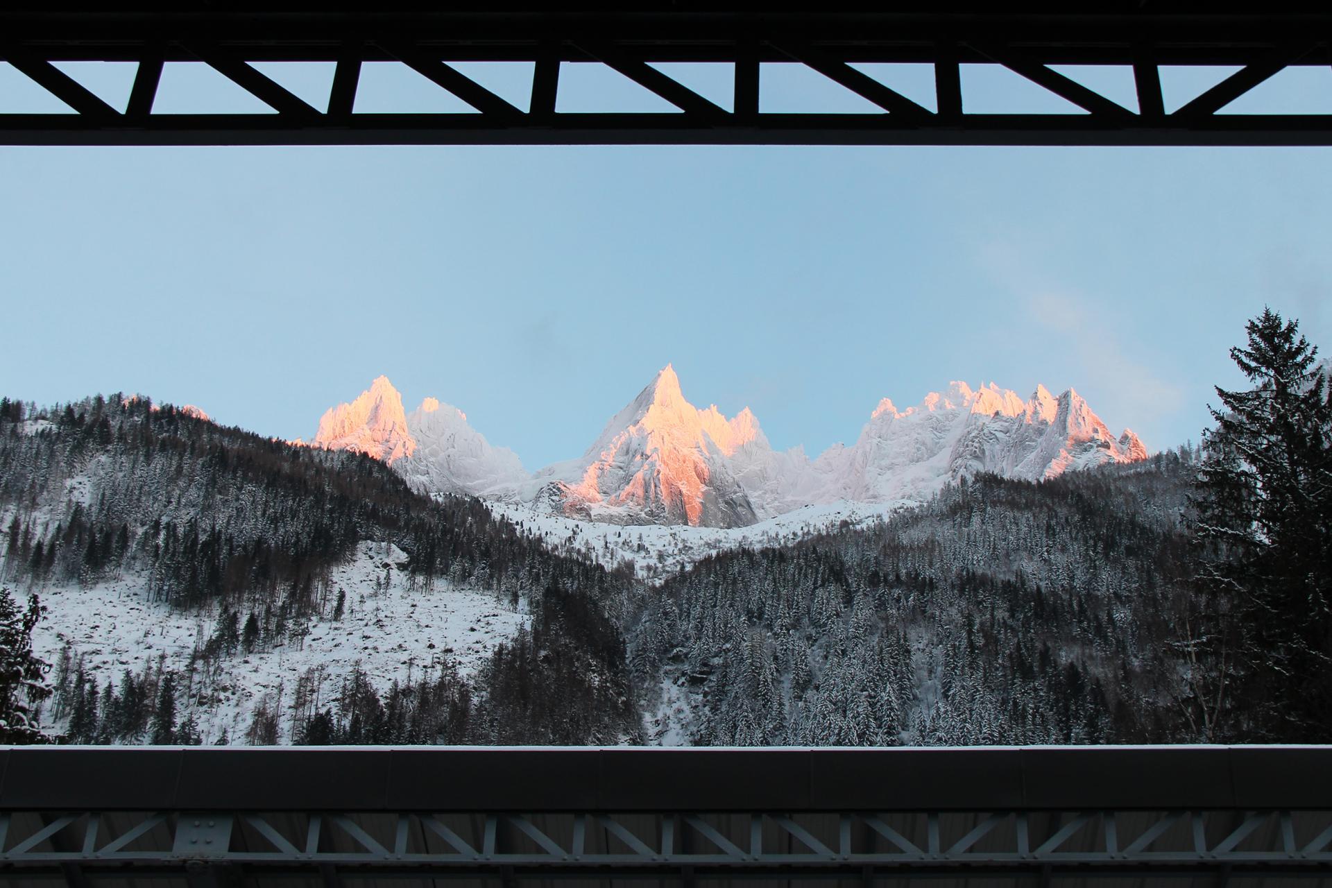 Les Alpes (Chamonix)