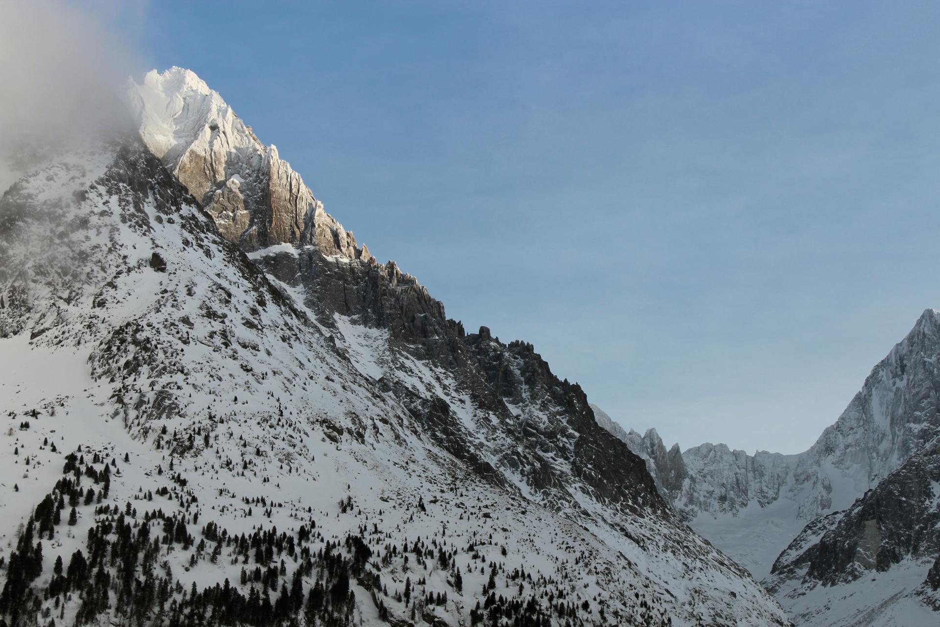 Les Alpes (Montenvers-Mer de Glace)