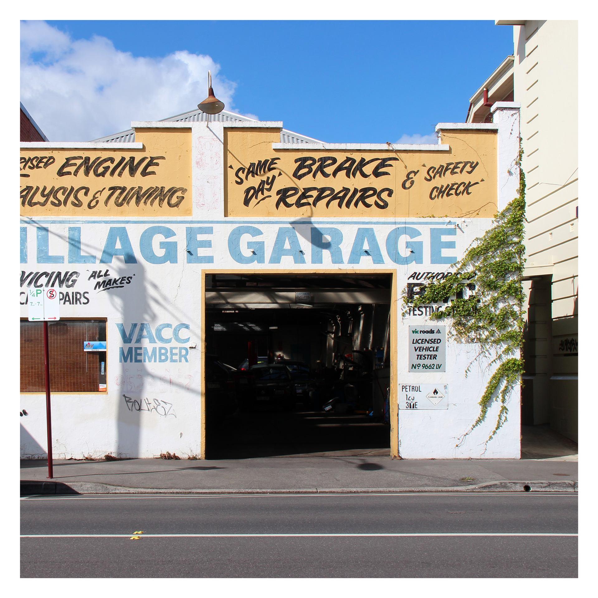 Format carré #27 (Glen Eira Rd - Melbourne - Australie)