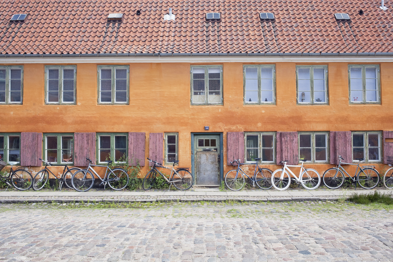 Nyboder, Copenhague, Danemark