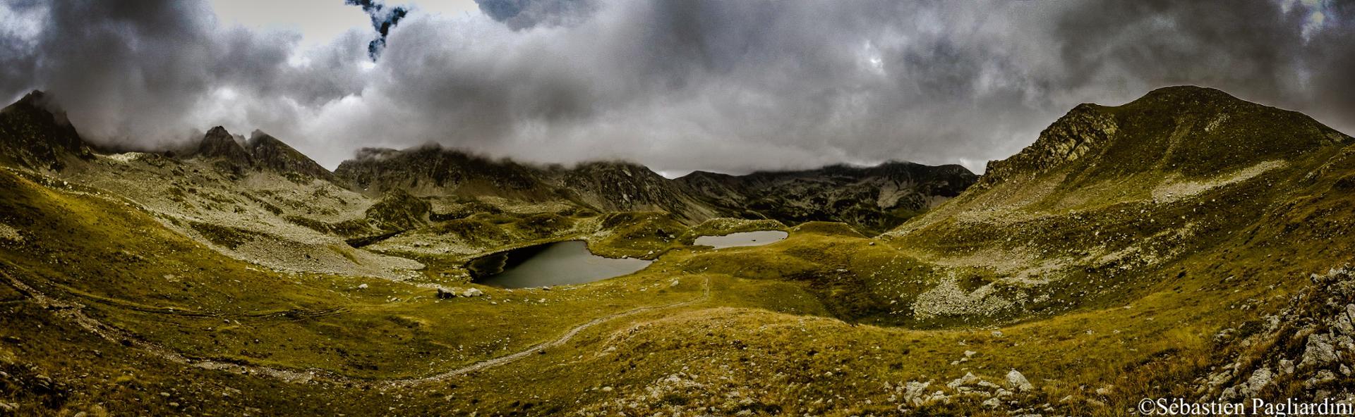 Panorama Lac de Prals