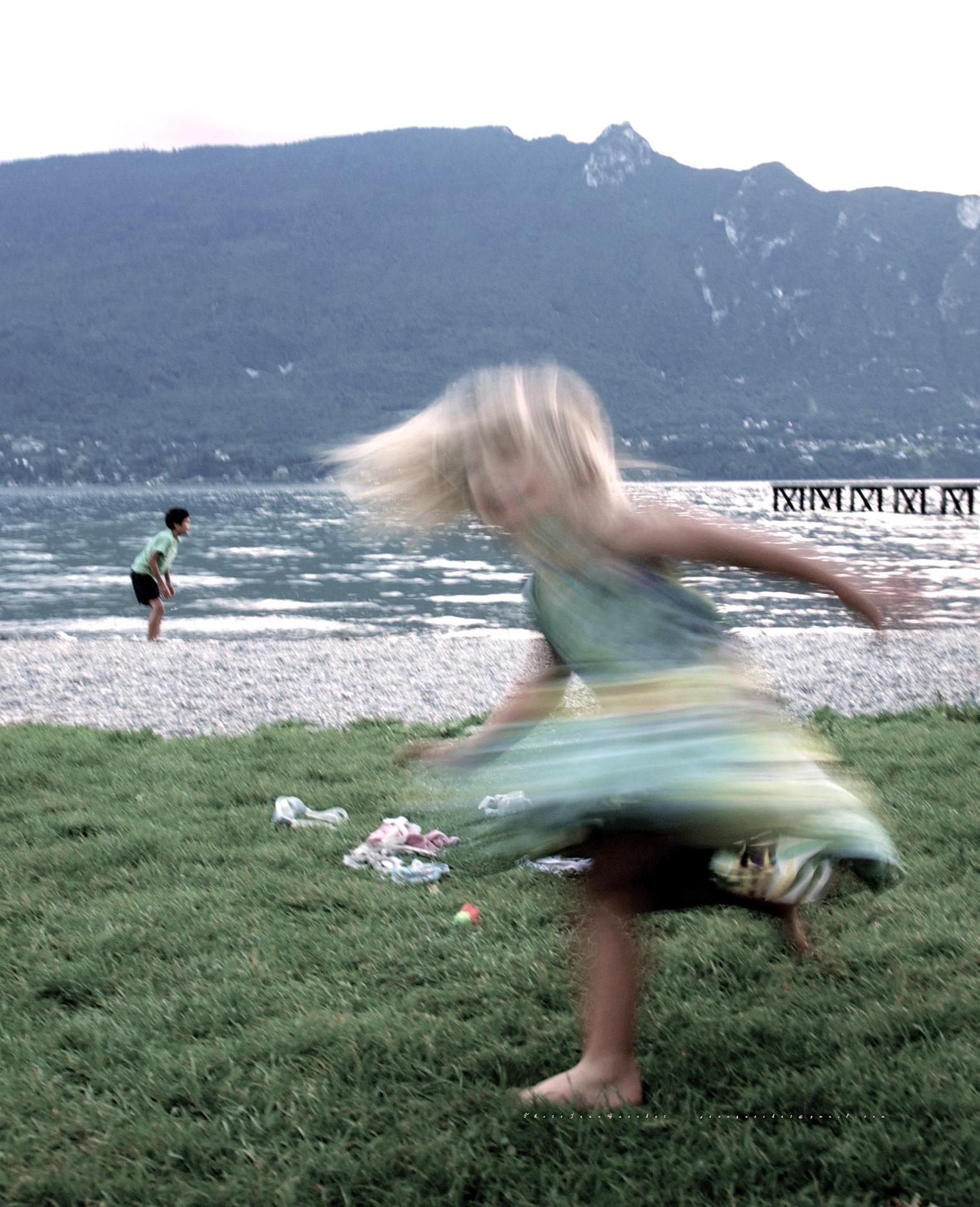 danse avec les airs