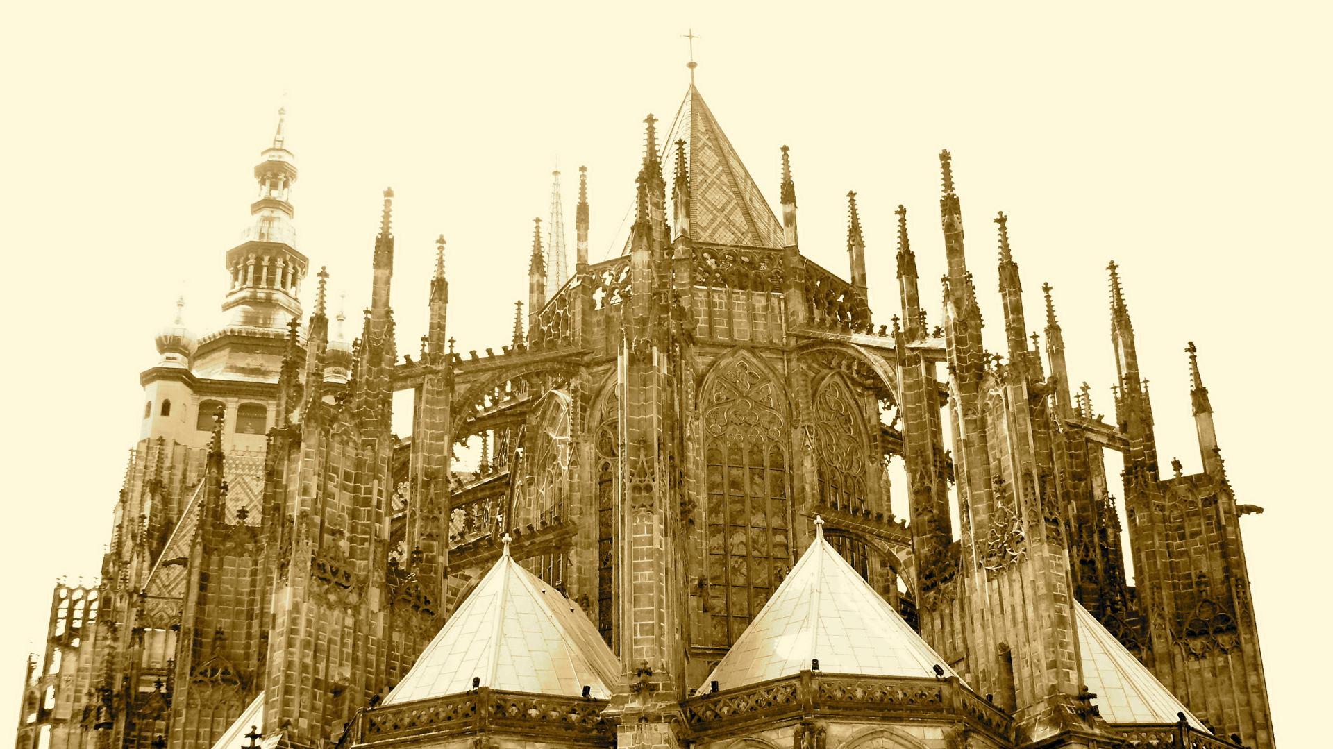 Praha - Cathédrale