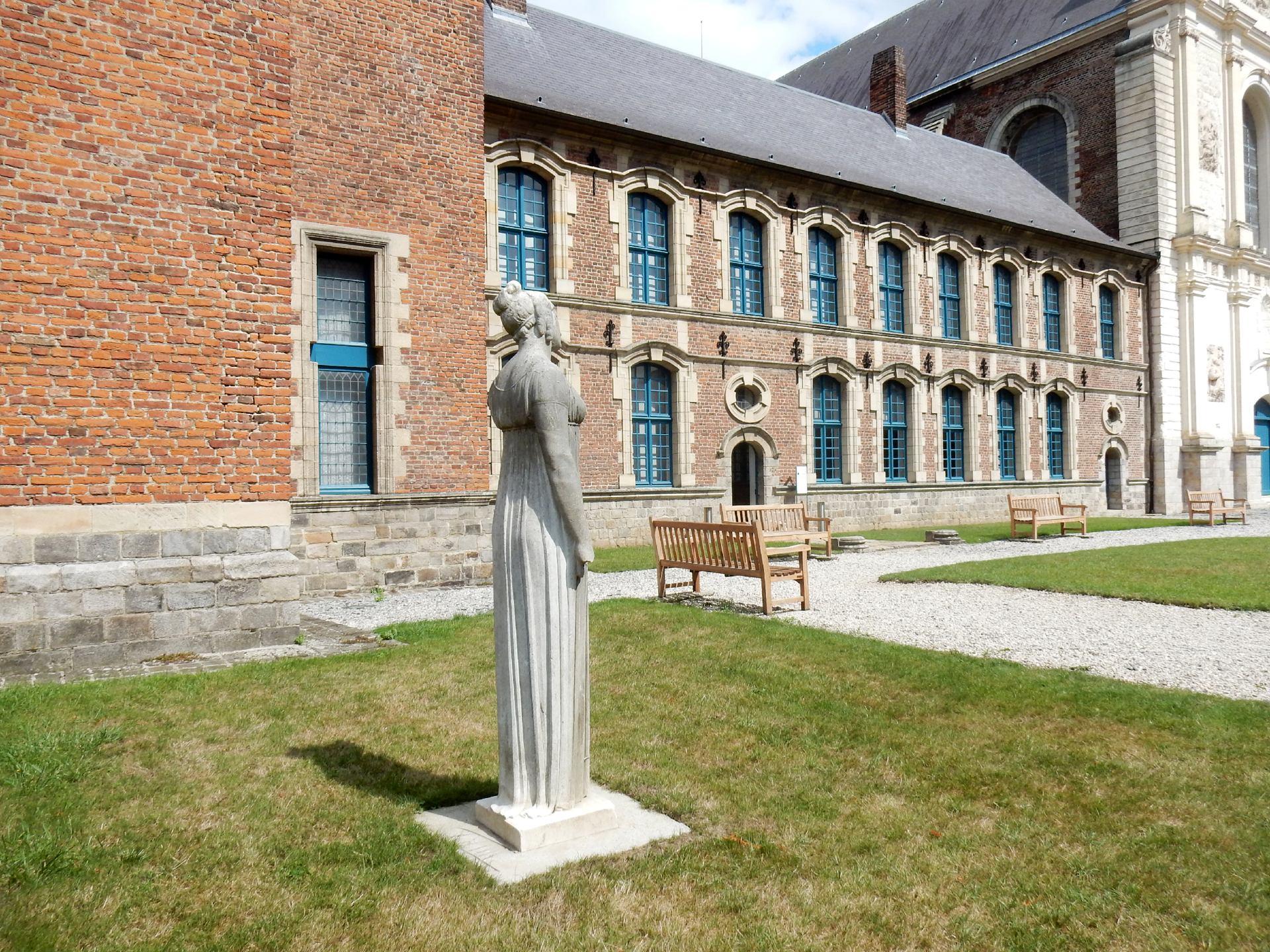 Marcelline poetesse de Douai