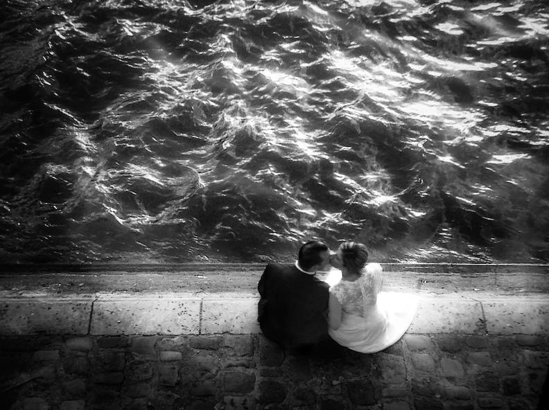 Les mariés de la Seine