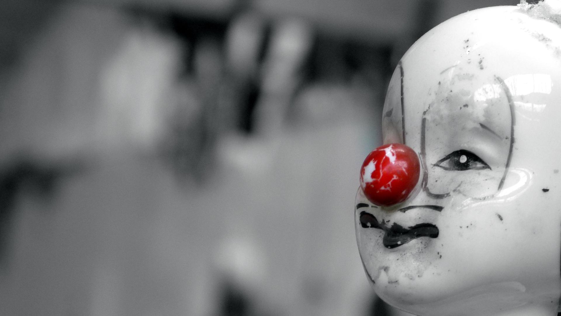 Le clow psycho .