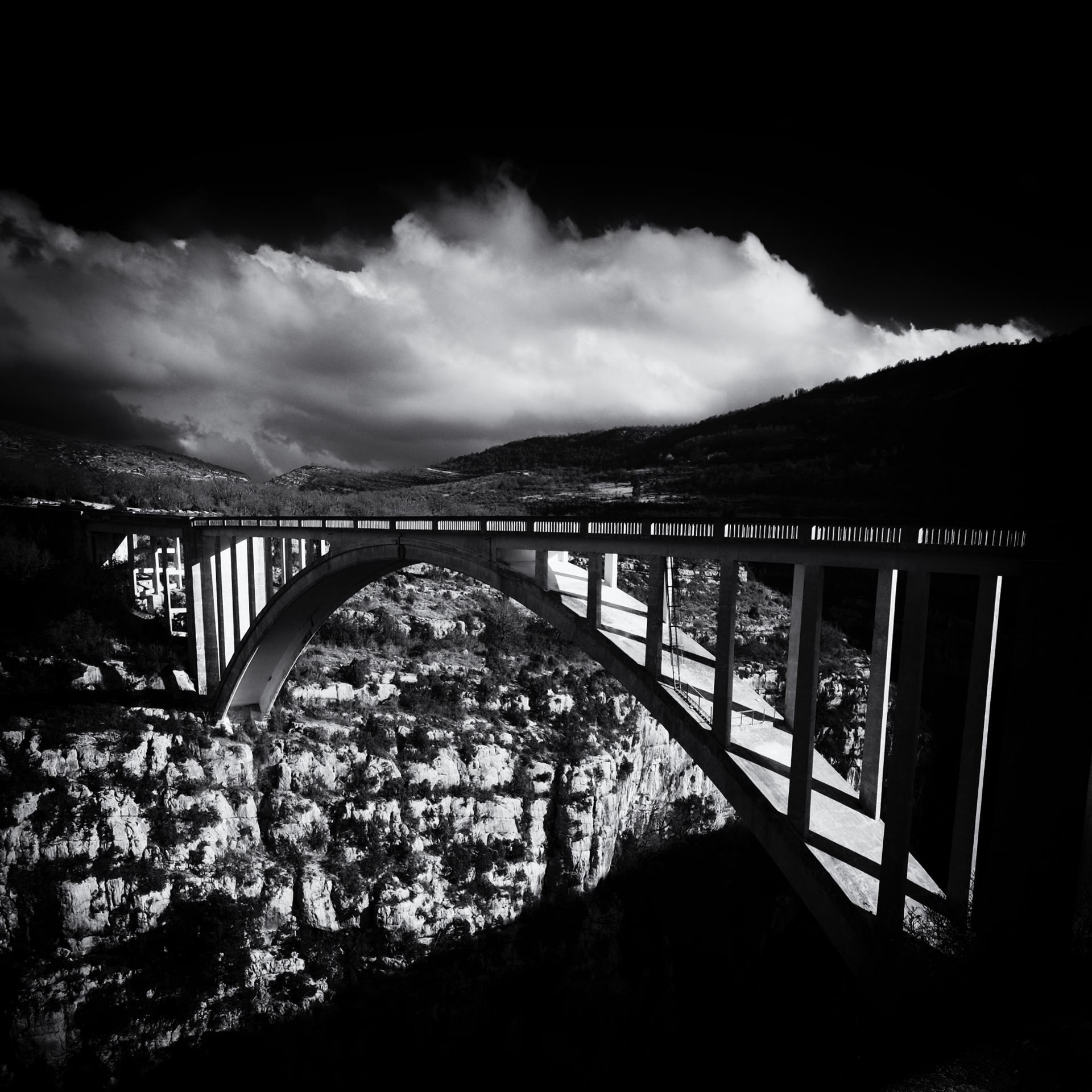 bridging the canyon