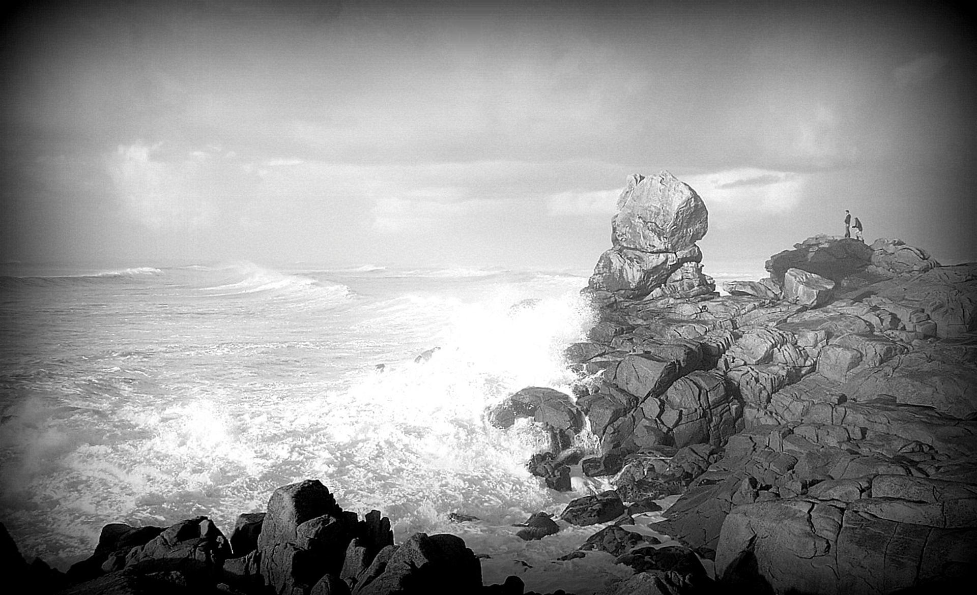 La force des marées