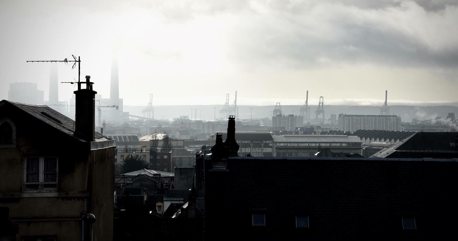 La brume du petit matin