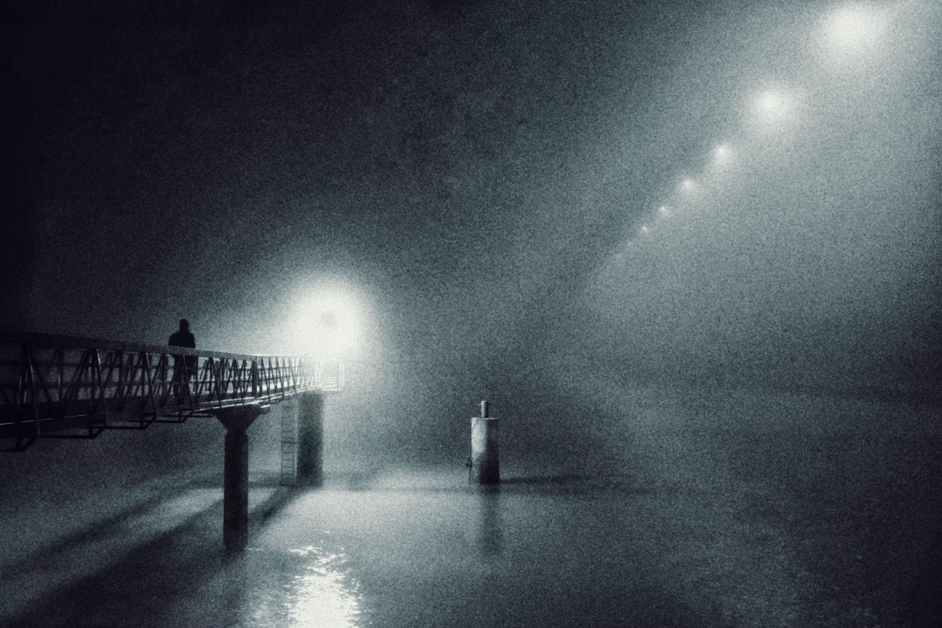 Le promeneur nocturne