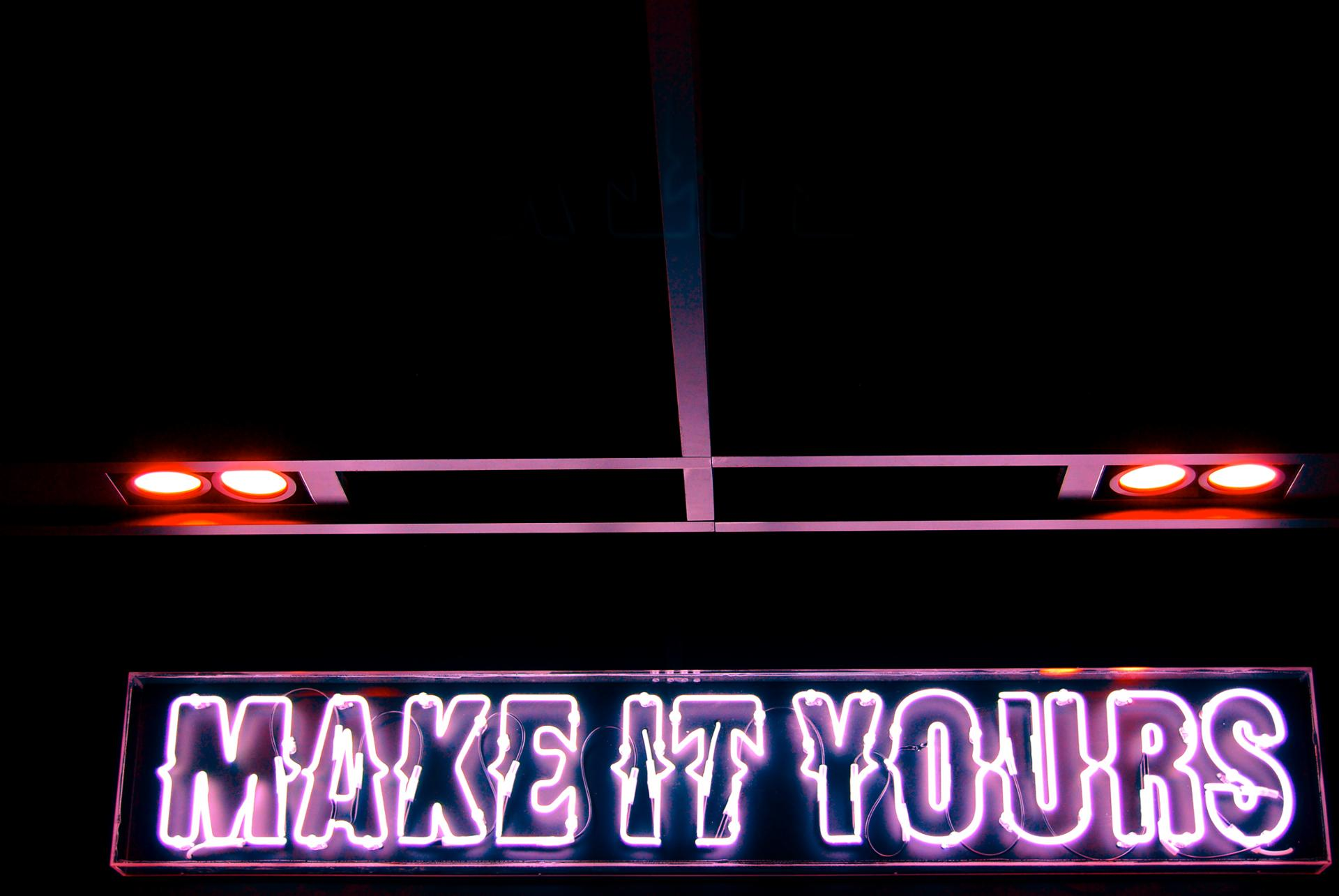 Make it Yours Violet