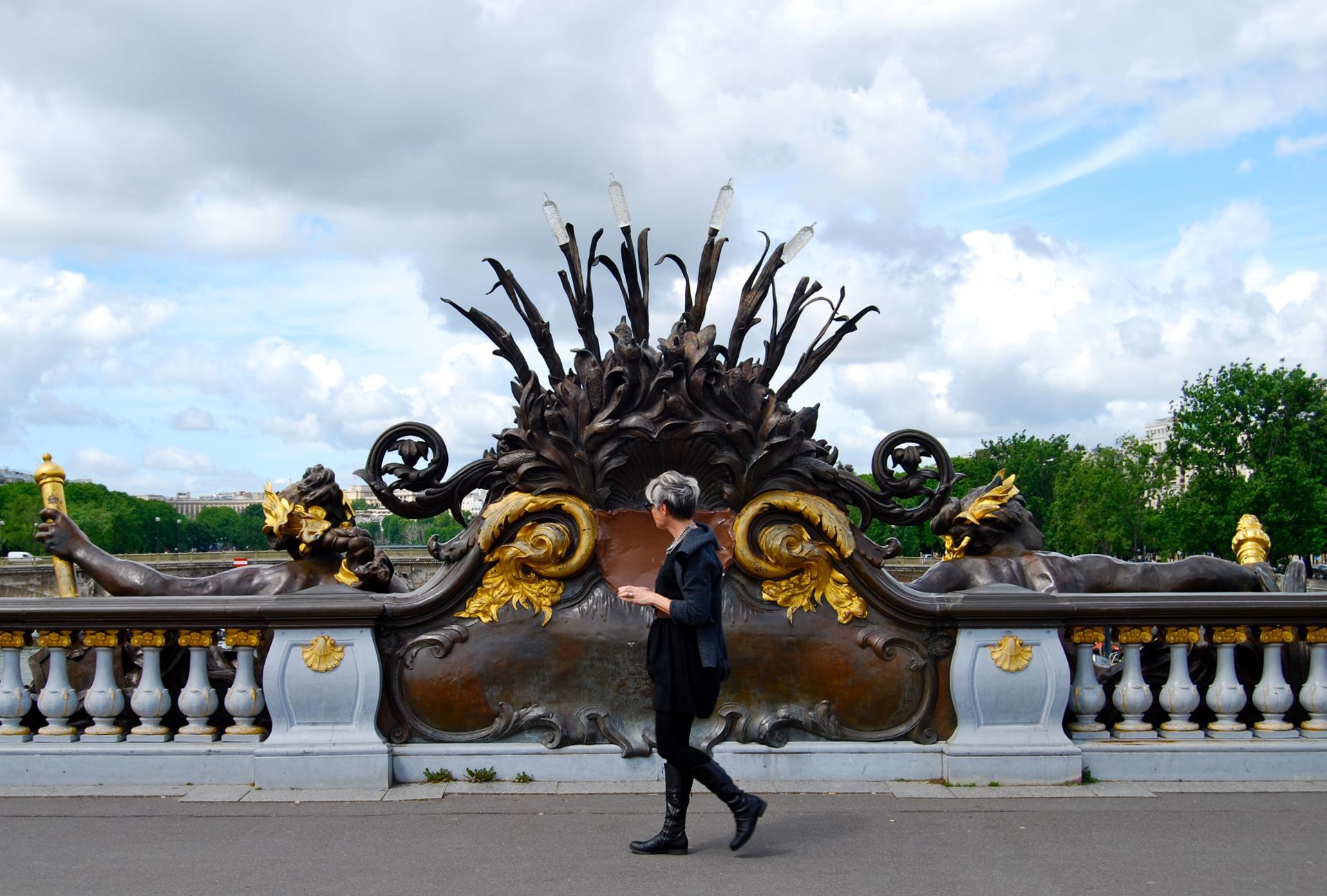 Pont Alexandre III - 4