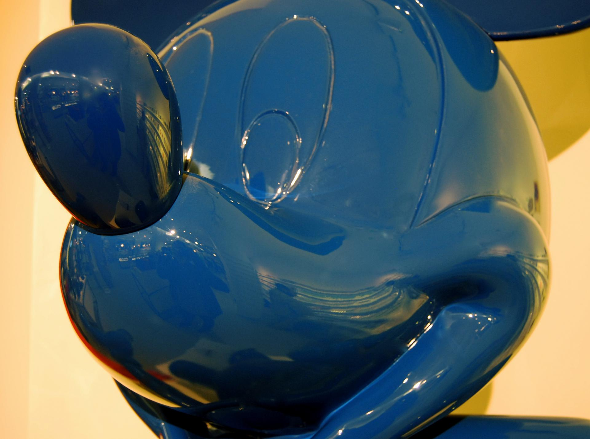 blu mickey