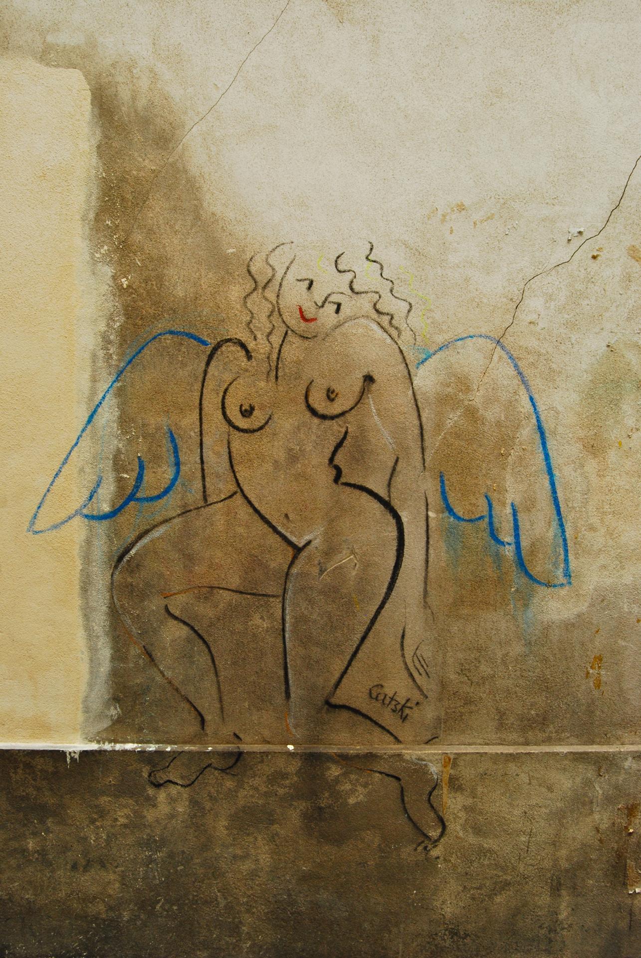 Angel by Catski