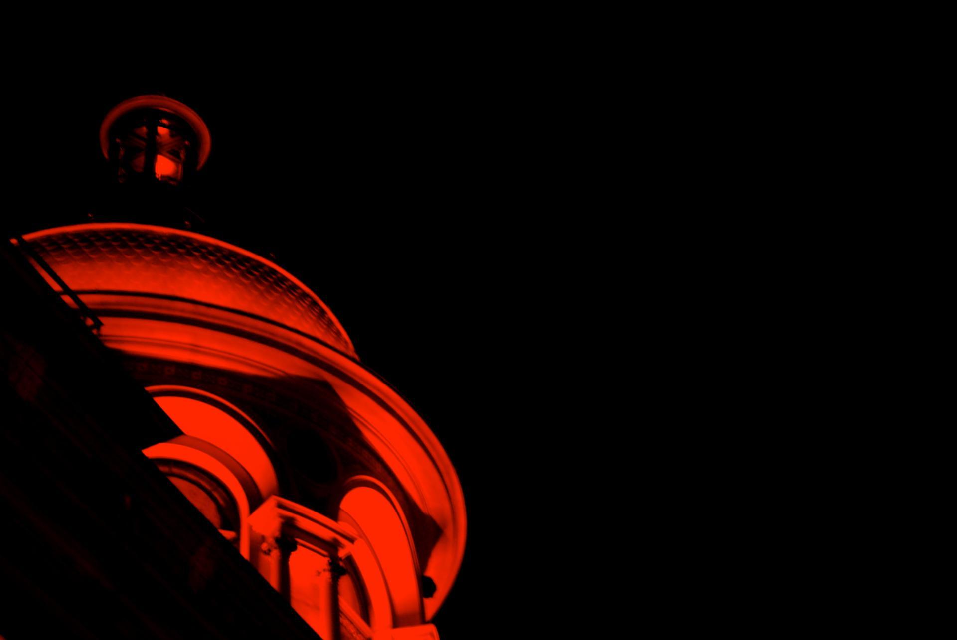 Dôme rouge