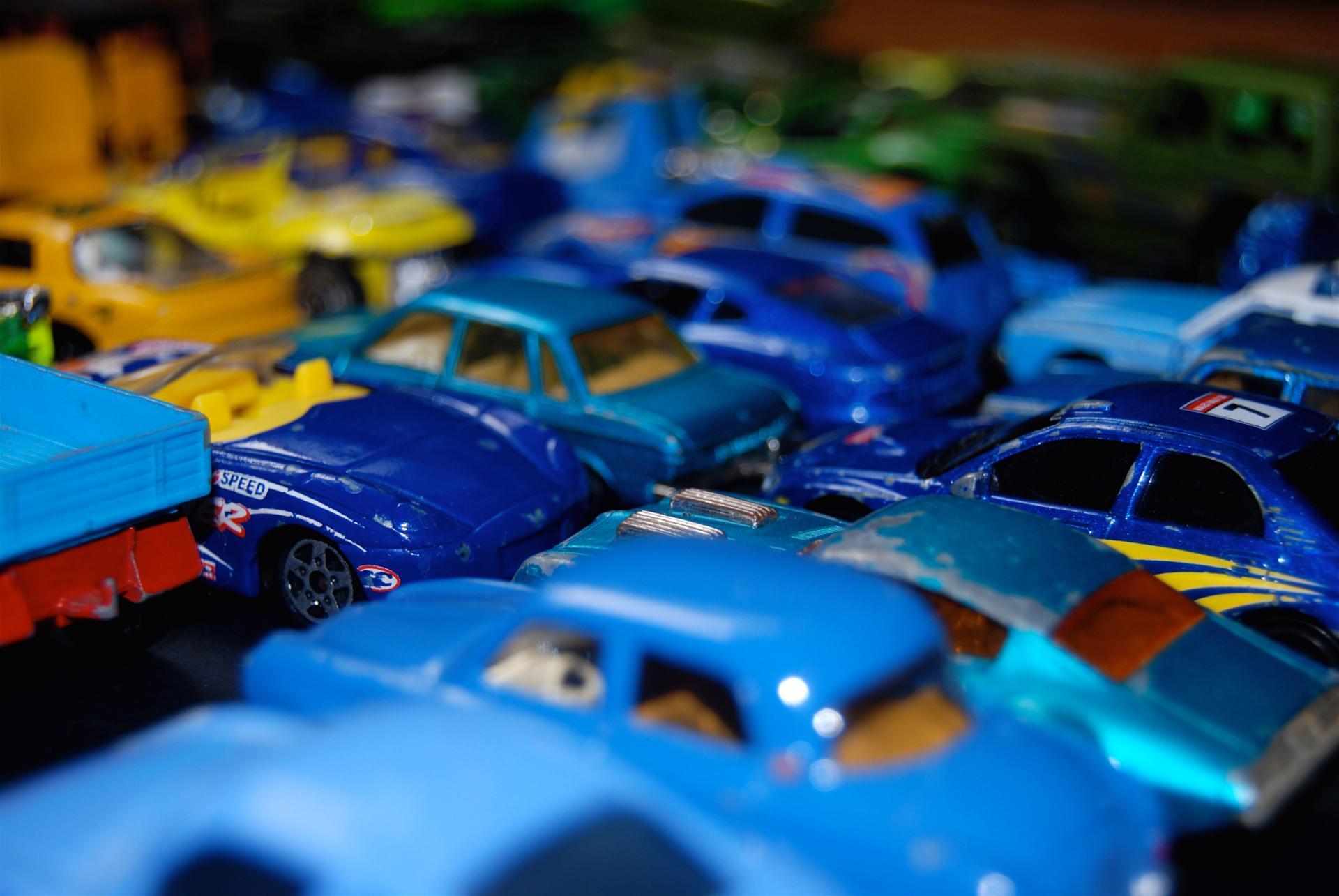 Old cars Blu