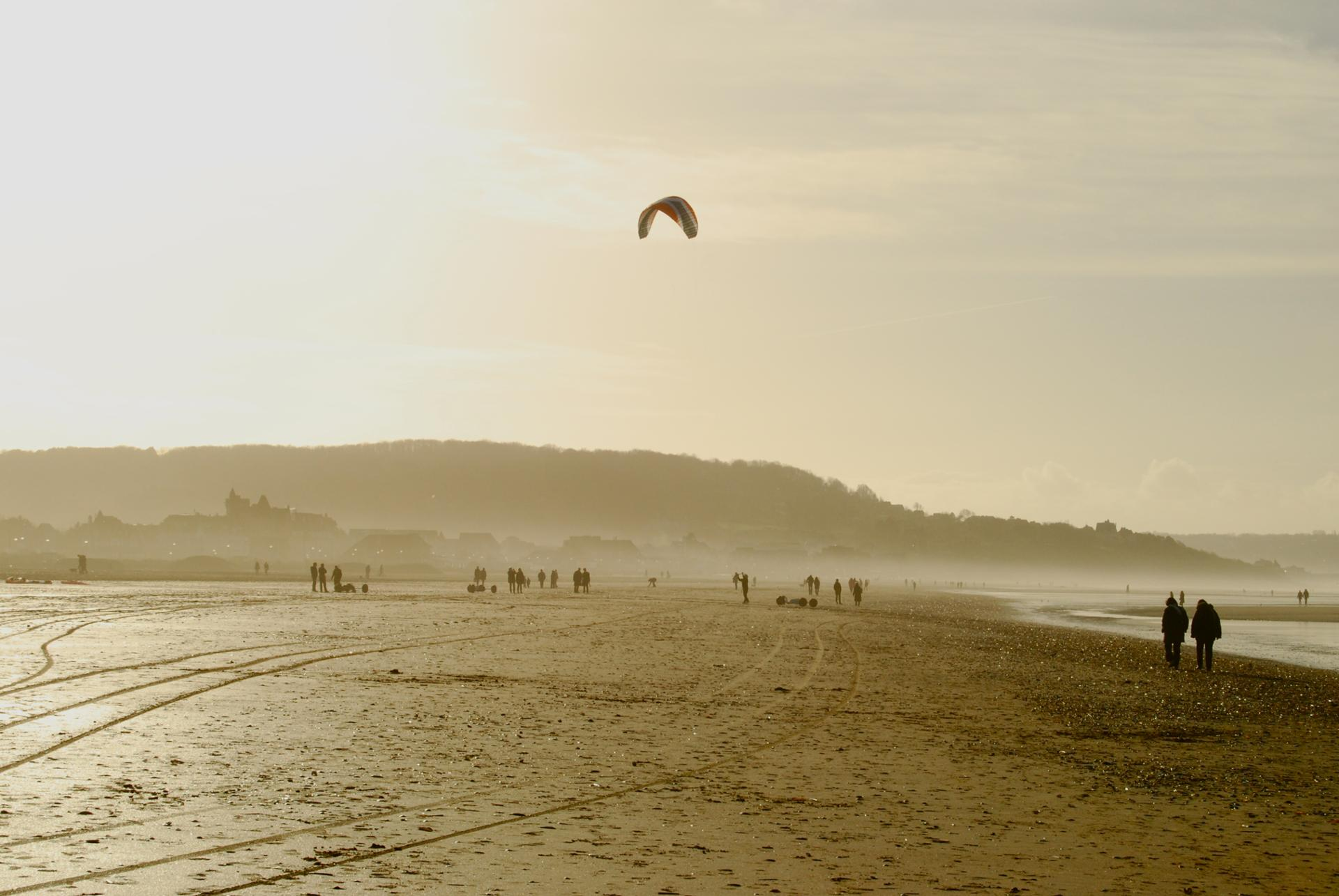 Ocre plage