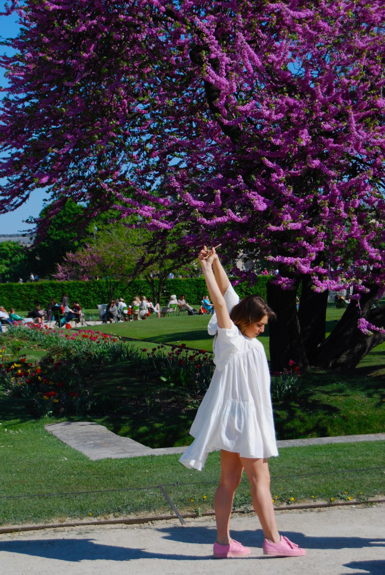 La danseuse des Tuileries 2